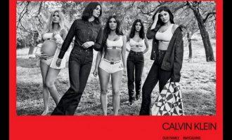 Las Kardashian se vuelven a unir a Calvin Klein