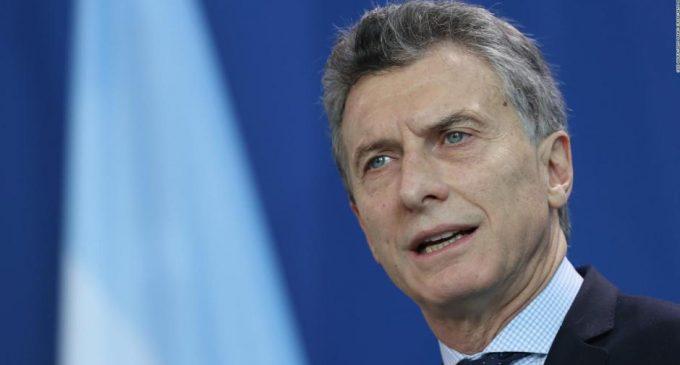 Imputan a Mauricio Macri por acuerdo con el FMI