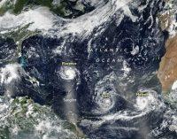 Al menos  un millón y medio de personas evacuan por el huracán Florence.