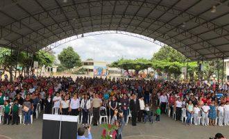 986 estudiantes recibieron lentes del MSP