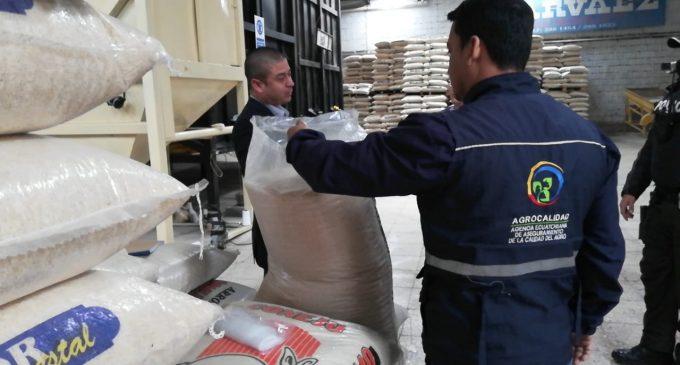 MAG inicia control de arroz