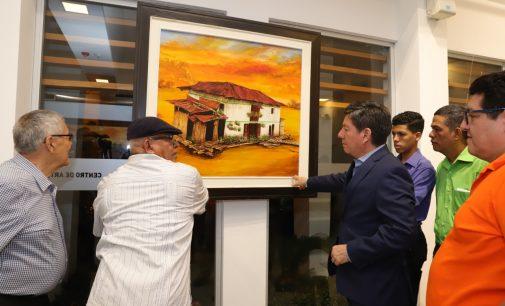Muestra pictórica en honenaje al maestro Zúñiga
