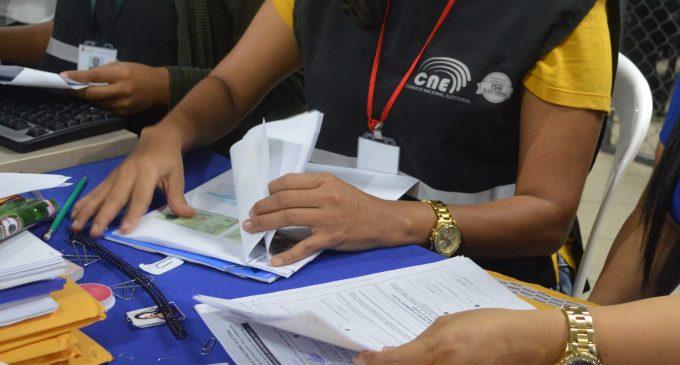 3006 candidaturas se registran en CNE