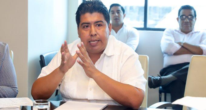 Patricio Aguirre es el nuevo vicealcalde