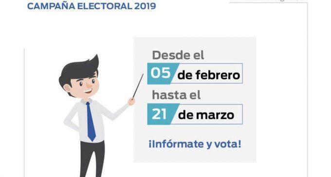 No habrá conteo rápido para las elecciones de marzo de 2019