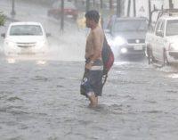 Una tormenta eléctrica inunda a Guayaquil
