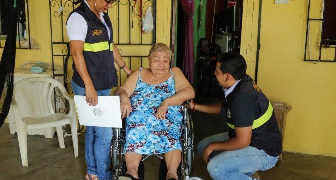 Alcaldía impulsará proyecto para personas con discapacidad