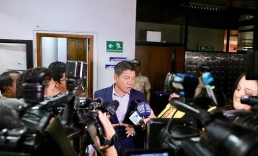 JOHNNY TERÁN NUEVO PREFECTO DE #LOSRÍOS