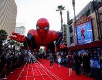 """Nueva entrega de """"Spider-Man"""" arrasa con taquilla de EEUU"""