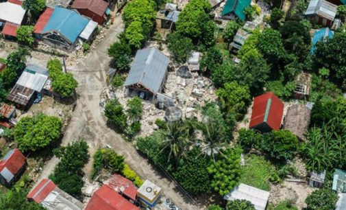 Al menos 9 muertos en Filipinas varios terremotos