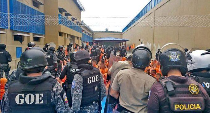 Continúan los problemas en centros carcelarios