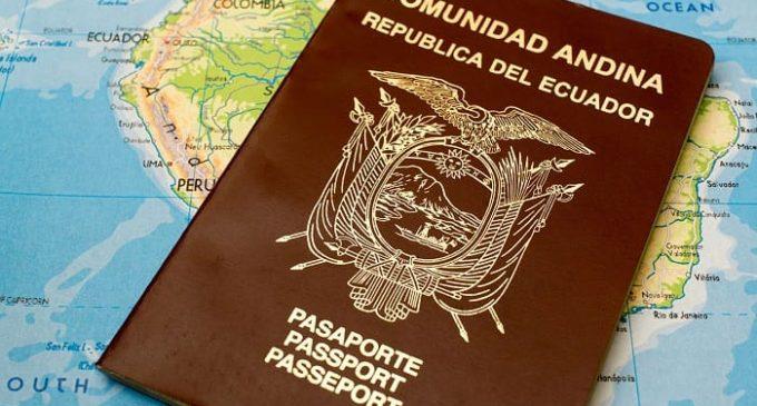 FRANCIA APOYA ELIMINAR VISADO DE ECUATORIANOS