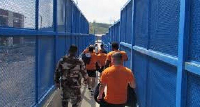 Actividades en la cárcel El Rodeo vuelven a la normalidad