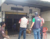Comisaría Política y ARCH realizan operativo de control de gas doméstico