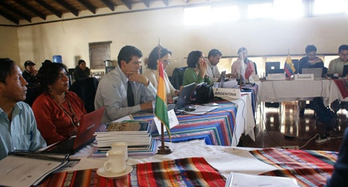 Países signatarios presentaron las resoluciones de la XXX Reunión Técnica Administrativa de la Vicuña