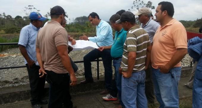 Prefectura reactivará sistema de riego Catarama con ayuda japonesa