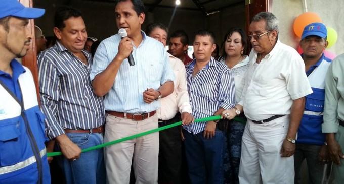 Vinces: comunidad de Macul inaugura sede con apoyo de Prefectura