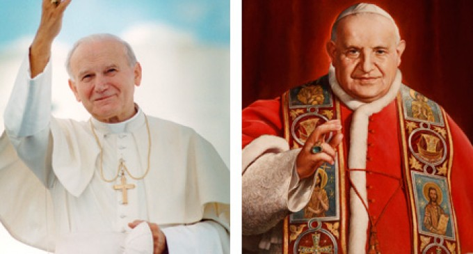 Juan Pablo II será canonizado el 27 de abril de 2014