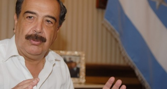 Alcalde envió acuerdo para dragar el canal de acceso al puerto de Guayaquil