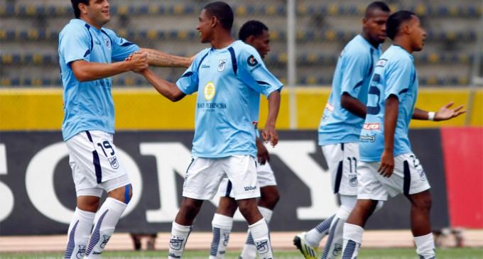 Universidad Católica venció 1-0 a El Nacional y se mantiene puntero