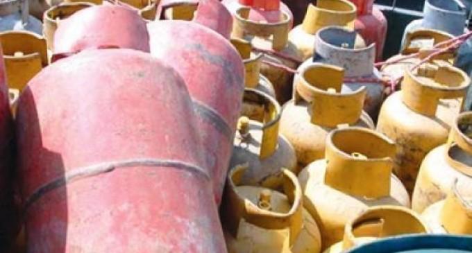 El Oro: Decomisan 570 cilindros de gas de uso doméstico en Santa Rosa
