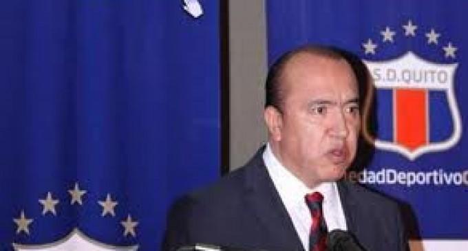 Fernando Mantilla presenta su renuncia