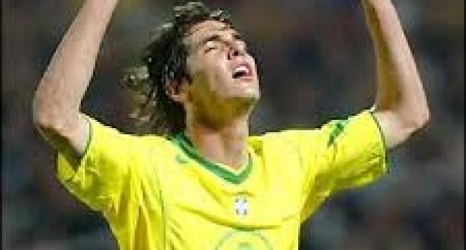 Kaká sufre una lesión y renuncia a su sueldo hasta que se recupere