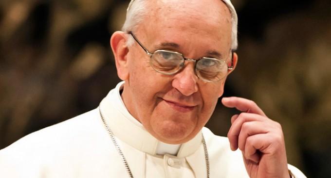 Los deseos del Papa para el Mundial: que se juegue con espíritu deportivo