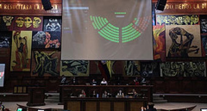 Asamblea aprobó extracción del crudo de los bloques 31 y 43 del Yasuní