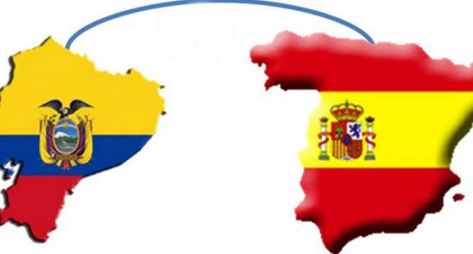 Ecuador se convirtió en el primer destino de los españoles