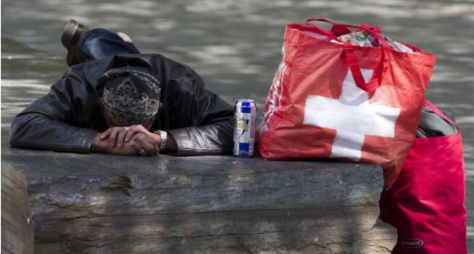 ¿Cómo es ser pobre en Suiza?