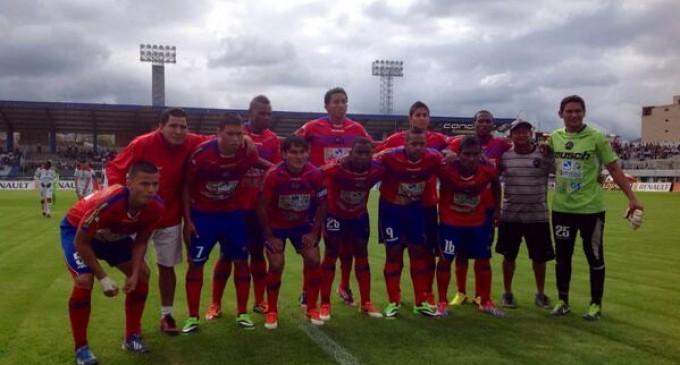 Deportivo Quevedo superó 1-0 a Macará y se acerca a zona segura