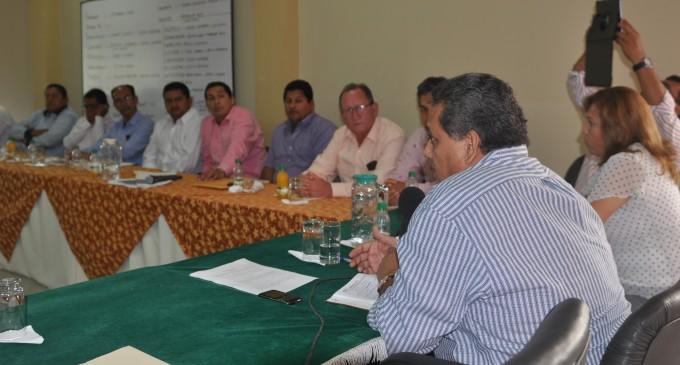 Consejo de Participación Ciudadana conoció presupuesto del 2014