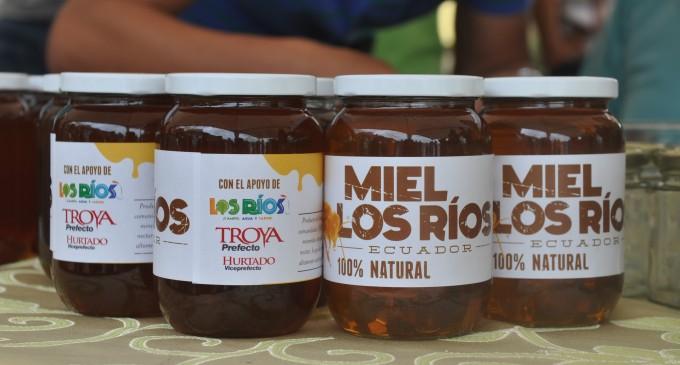 Provincia de Los Ríos exhibe proyectos productivos en feria 'Expo Tsáchila' 2013