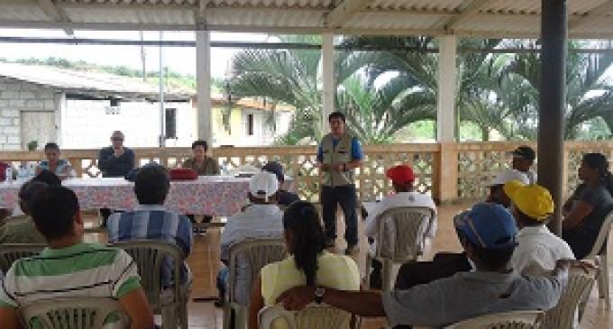 81 Familas (7.308 Has) habilitadas para su participación en los incentivos de Socio Bosque