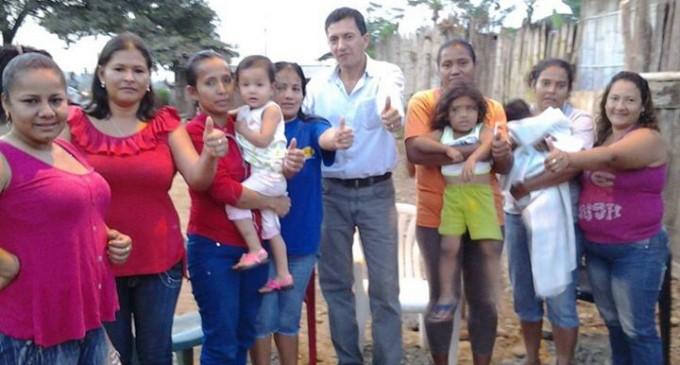 Farid Burgos: 7 años de lealtad a Correa