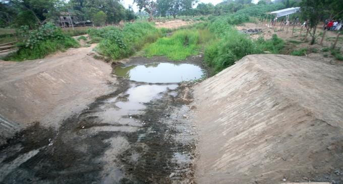 Prefectura de Los Ríos emprende acciones contra la sequía en Vinces