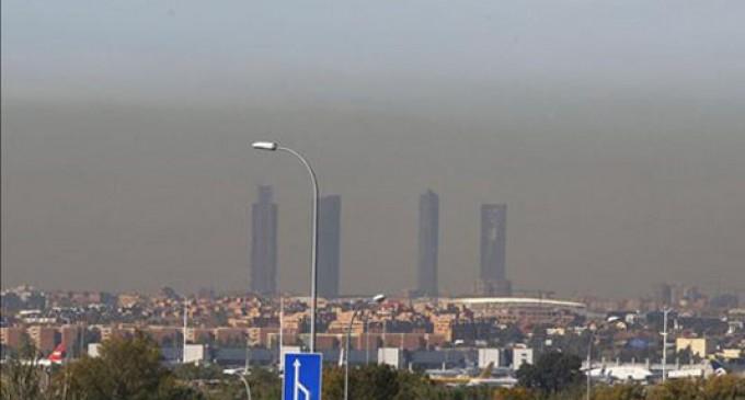 UE: 90% de la población urbana respira aire contaminado