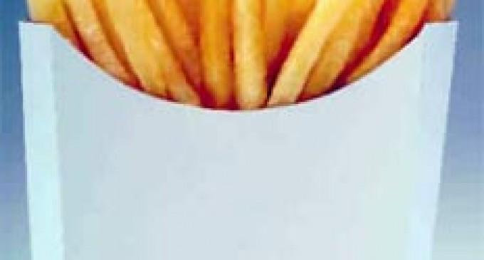 """Burger King lanza una versión de patatas """"light"""""""