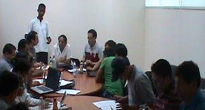 Funcionarios del MAGAP y municipios se capacitan en Gestión de Riesgos para enfrentar posibles emergencias y desastres