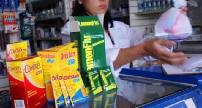 MSP levantó restricción de vender antiinflamatorios sin receta