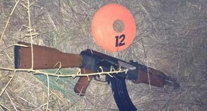 Policía  mata a niño que llevaba un fusil de juguete