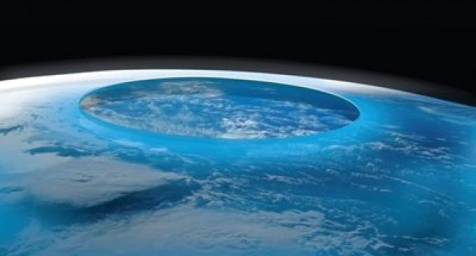 El agujero en la capa de ozono llega a Argentina y Chile