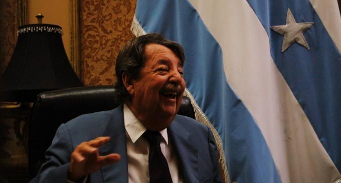 Murió el exvicealcalde de Guayaquil, Luis Chiriboga Parra