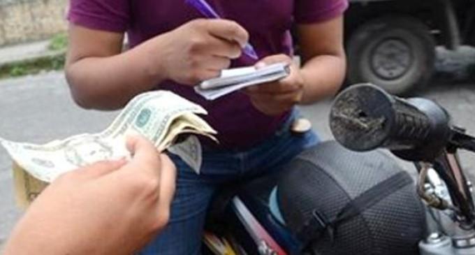 Usureros prestaban dinero traído ilegalmente de Colombia