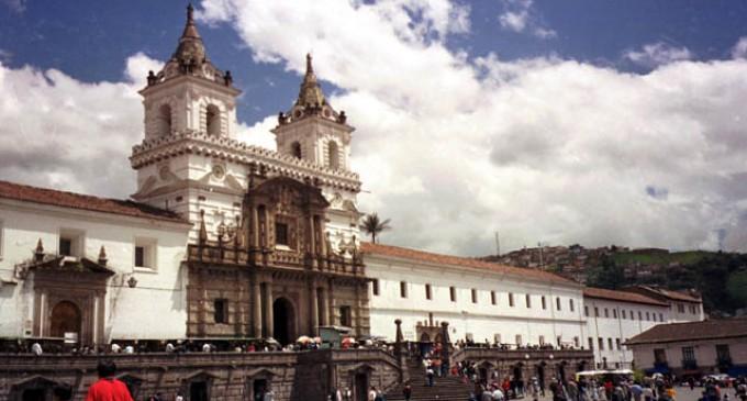 Quito, finalista para ser una de las siete ciudades maravilla del mundo
