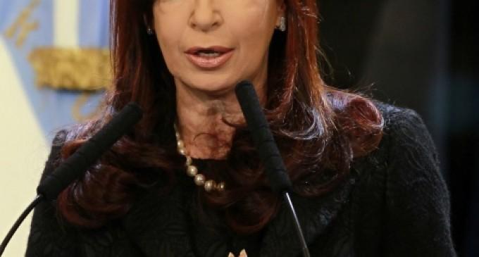 La presidenta argentina recibe el alta hospitalaria