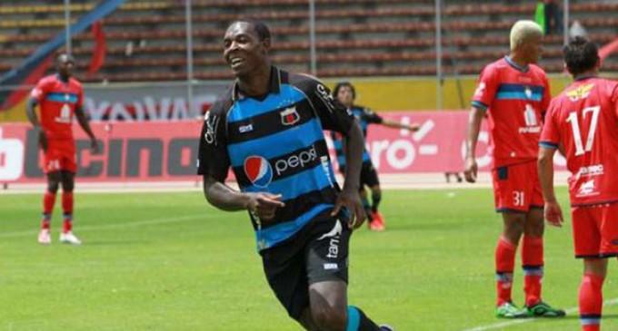 El Deportivo Quito empató sobre el final ante un luchador Cuenca
