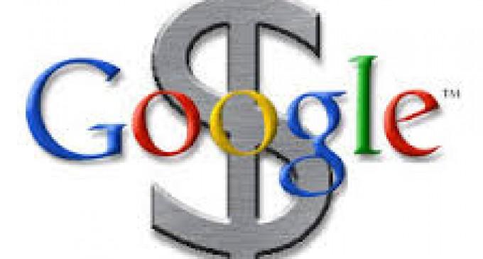 Acción de Google supera por primera vez los 1.000 dólares