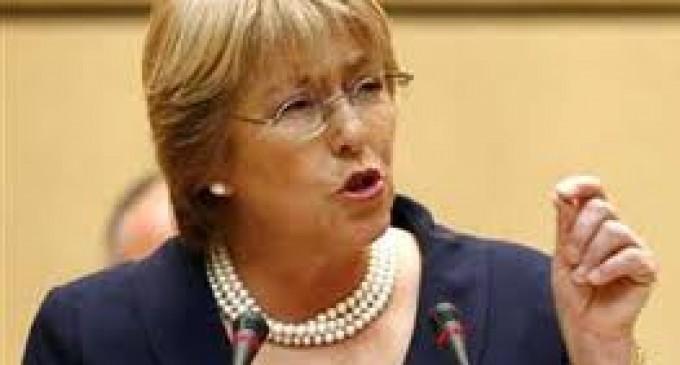 Encuesta CEP revela que Michelle Bachelet se impondría en primera vuelta